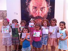 Chuck Close at the Met Week 3