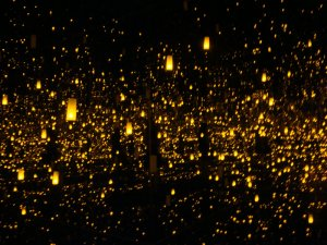 Fireflies On The Water @ Whitney Museum