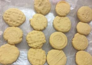 TN-swedish stamp sugar cookies