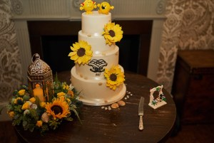 gluten and dairy free wedding cake