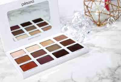 pérsona cosmetics identity eyeshadow palette