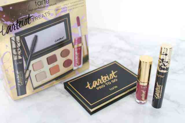 tarte tarteist treats eye and lip set