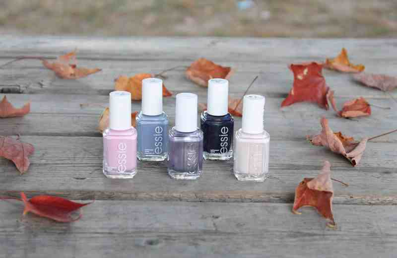 Essie fall collection 2017