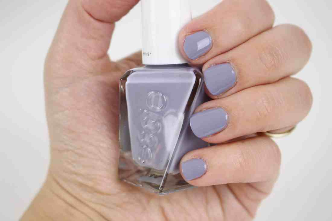 Essie Enchanted Gel Couture Collection for Spring 2018 in 163 once upon a time
