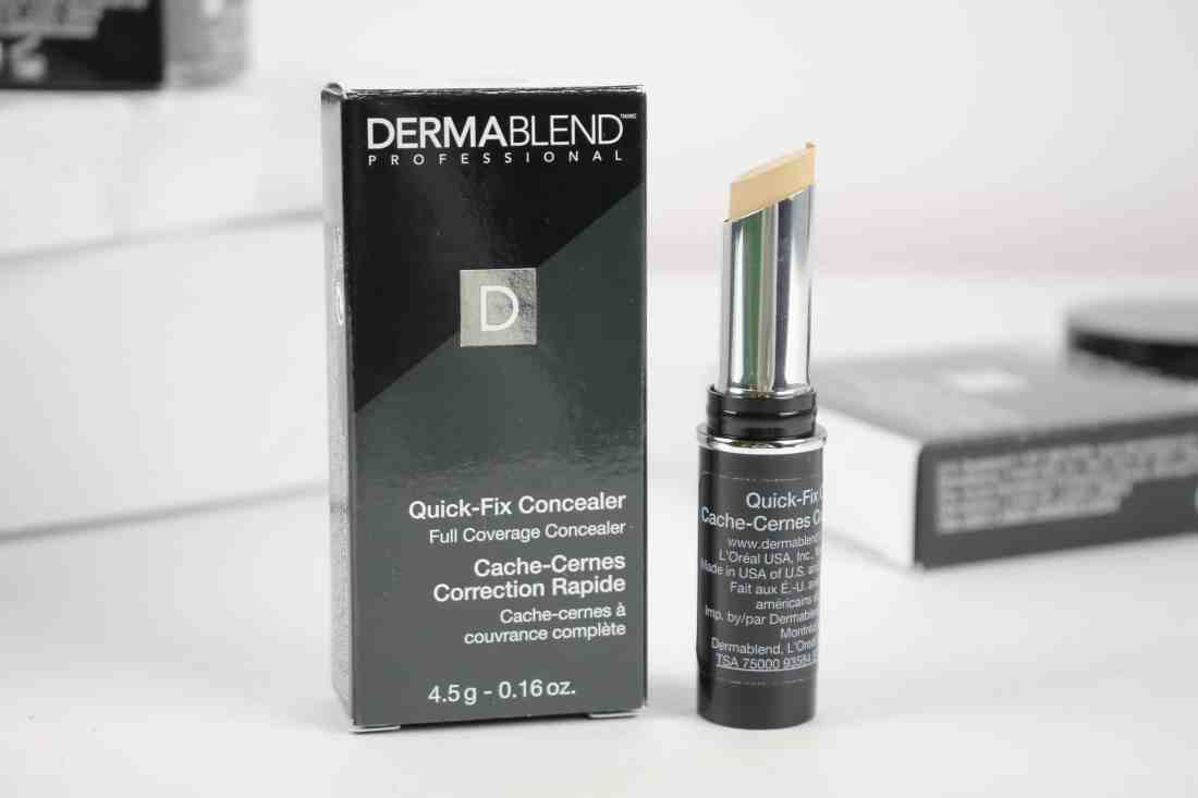 dermablend quick fix concealer