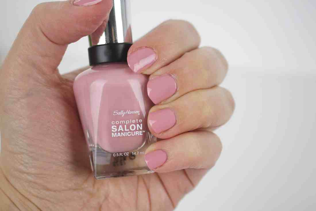 Sally Hansen Complete Salon Manicure in 302 rose to the occasion