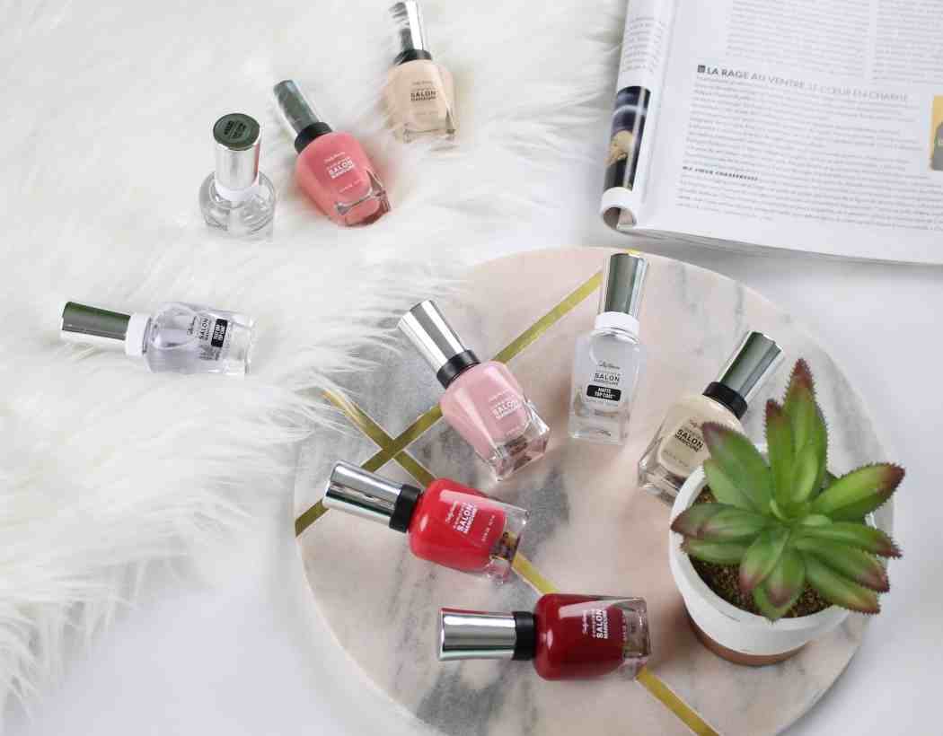 Sally Hansen New Complete Salon Manicure & Beautifier Collection