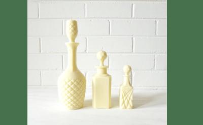 Candle & Soap Moulds | Custom Moulds | Claire Tennant Workshop