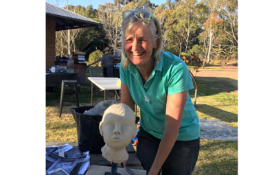 Rosby Winery 3-Day Sculpture Workshop | CTW - Claire Tennant Workshop