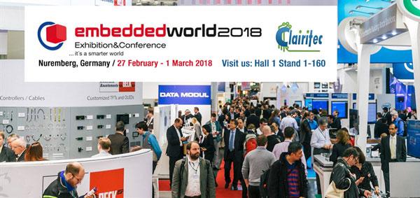 2018-embedded-world-clairitec