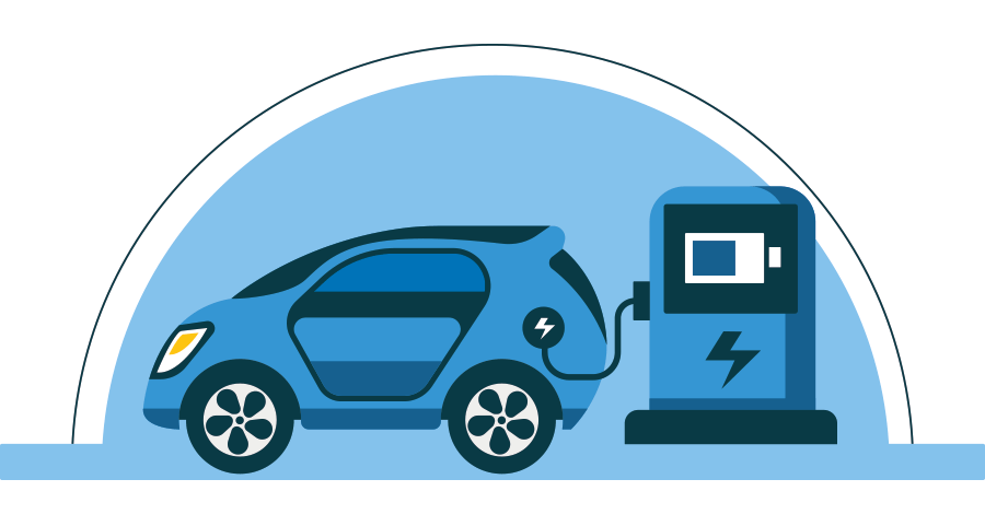 objectif 100 000 bornes de recharge - 100,000 charging stations in France