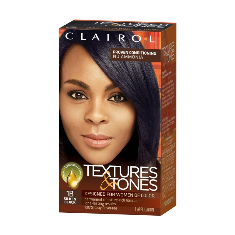 Clairol Textures And Tones Hair Color Chart Coloringsite