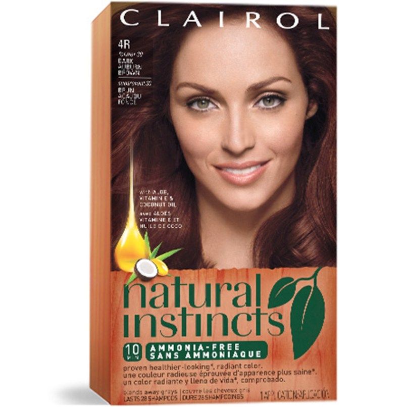 Clairol Flame Red Hair Color Mountainstyleco