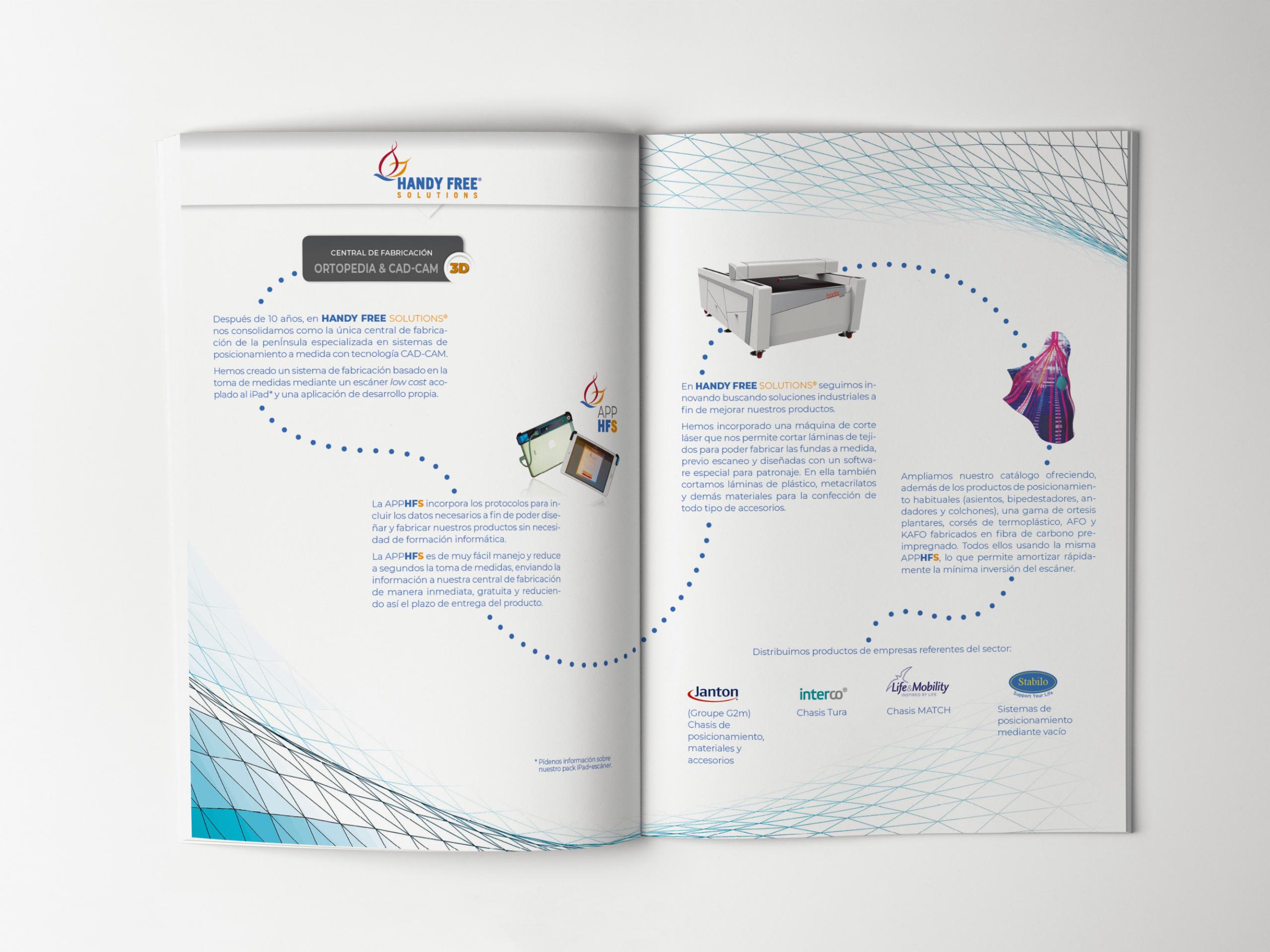 Catàleg Handy Free Solutions 3