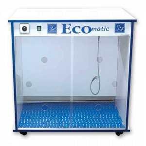 Cabina asciugatura automatica cani Ecomatic