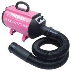 soffiatore phon da toelettatura harmattan rosa