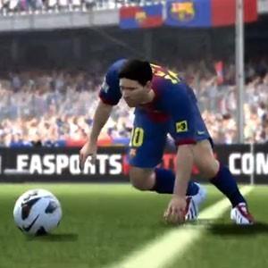 Messi em 'Fifa 14'
