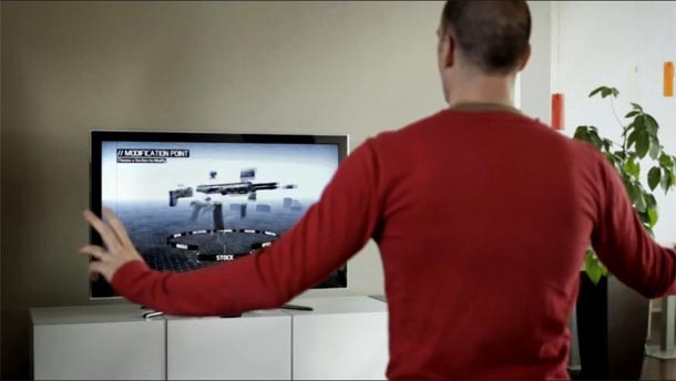 kinect_FPS