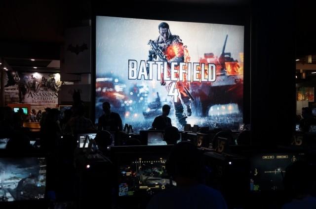 Battlefield 4: um dos títulos mais aguardados do ano com multiplayer completo na feira