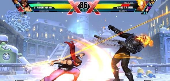 EVO-Ultimate Marvel Vs. Capcom 3