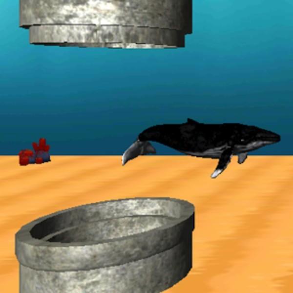 FlappyBird-Flappy Whale