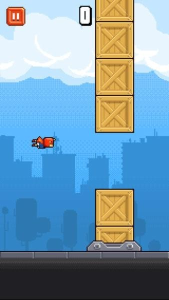 FlappyBird-Ironpants