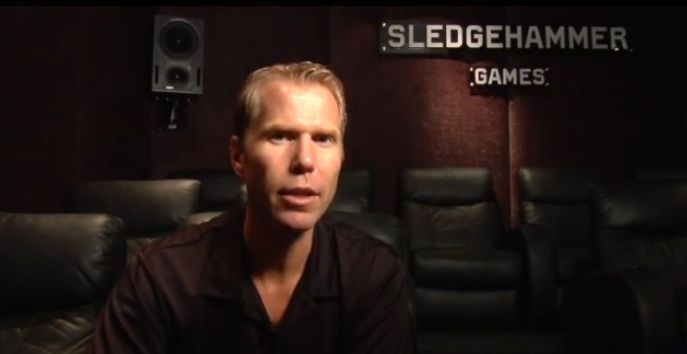 Michael Condrey-Sledgehammer Game
