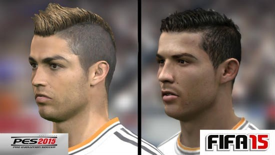 Cristiano-Ronaldo-em-PES-2015-e-FIFA-15...-No-comments-please.
