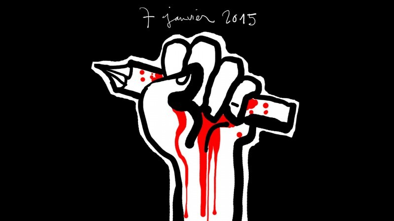 """""""7 de janeiro de 2015."""" Autor: Loïc Sécheresse."""