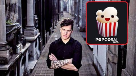 FedericoAbad, founder of Popcorn time(2)