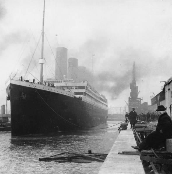 01. Titanic, 1912.