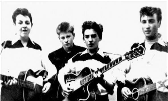14. Os Beatles inicio da carreira.