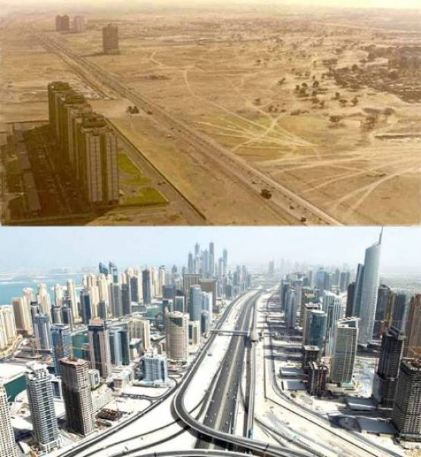 02.Dubai, Emirados Árabes Unidos1990-2013
