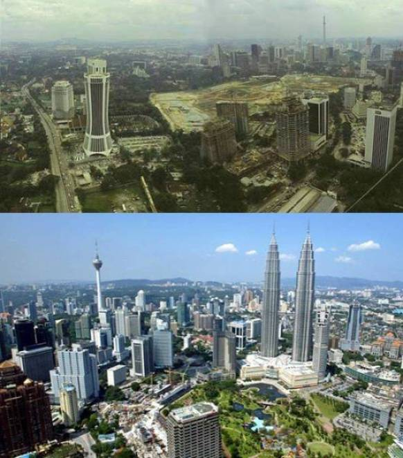 03. Kuala Lumpur, Malásia 1990-2014