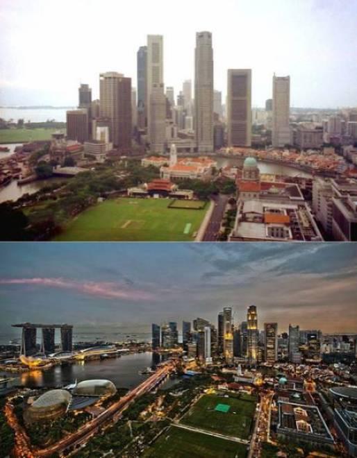 08. Singapura, Ásia 1990-2014