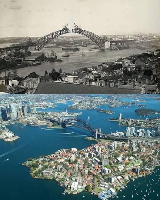 17. Sydney, Austrália, 1930-2014