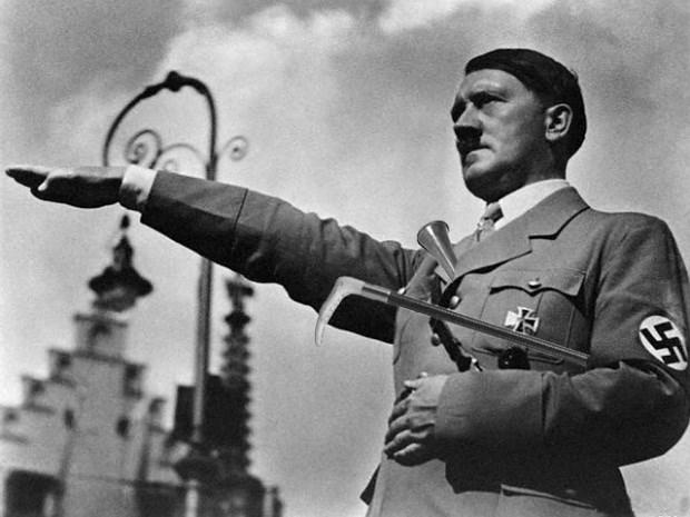 Hitler virou um hermano?