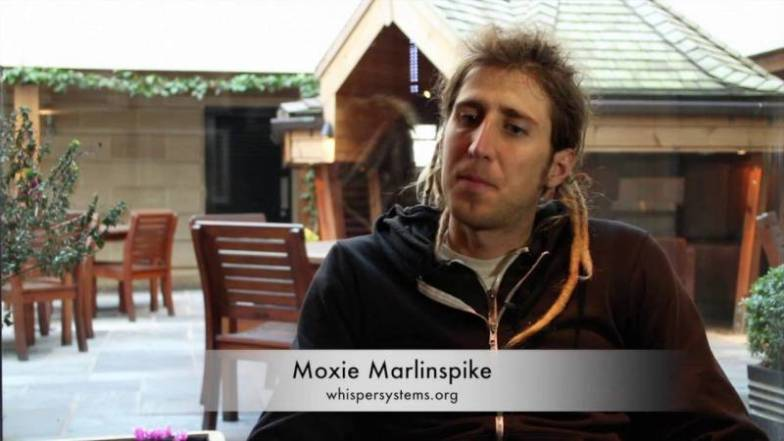 Moxie Marlinspike