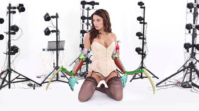 Cyberpunk 2077 terá nudez total por uma boa razão