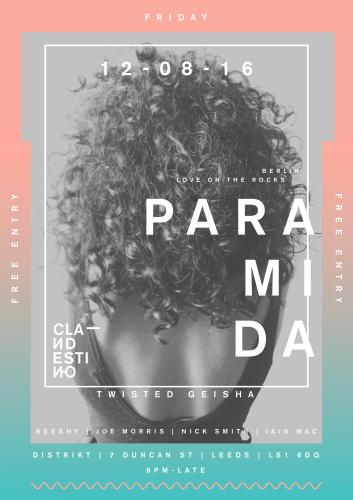 paramida poster