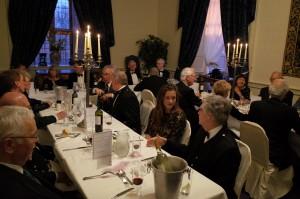 2015-April St Donan's Dinner at Lumley Castle