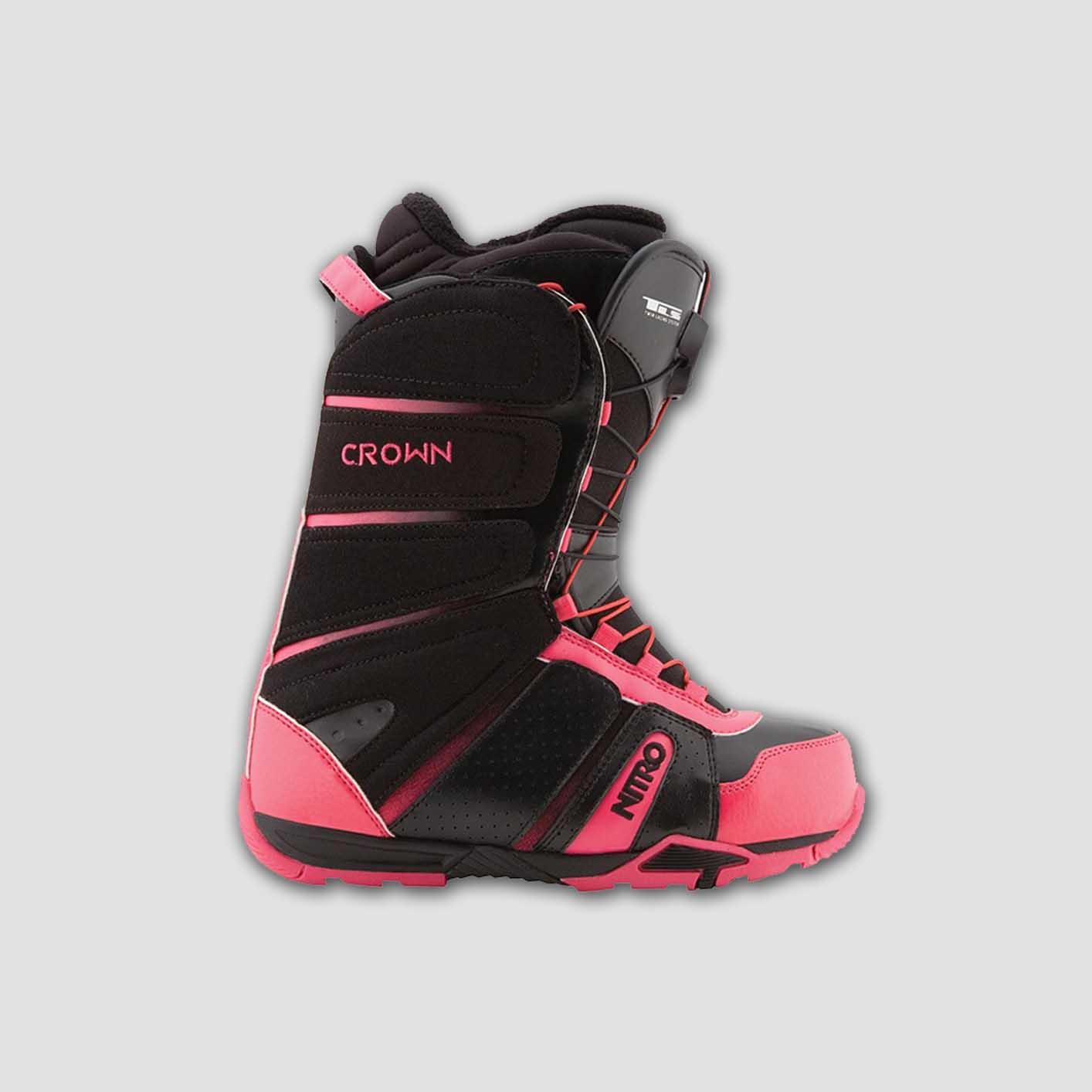 Nitro snowboard shoes