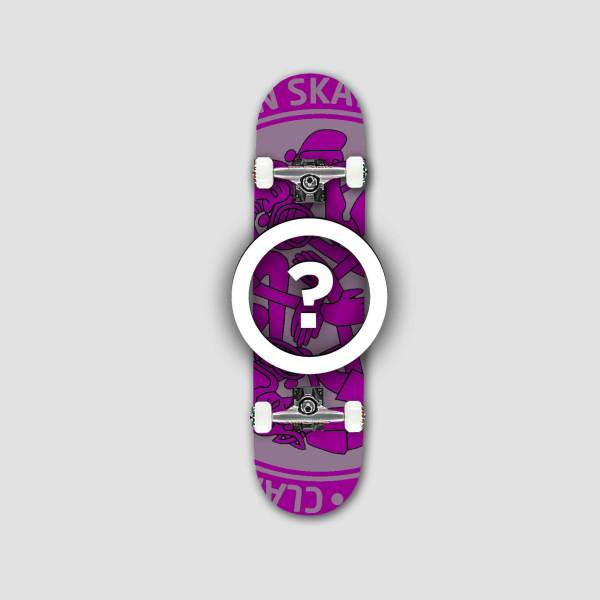Clan circle of friends complete skateboard
