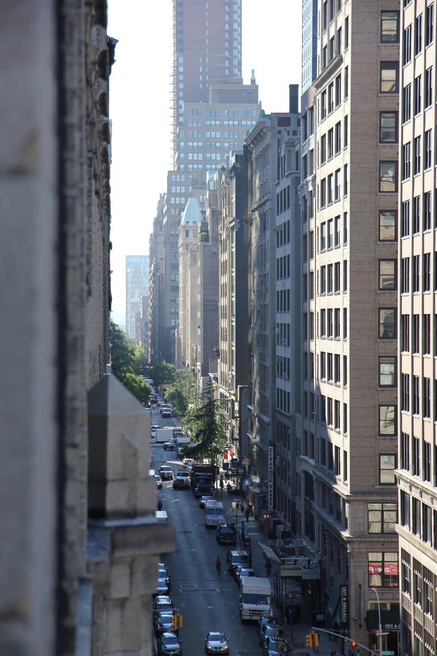 Looking East on 29th Street
