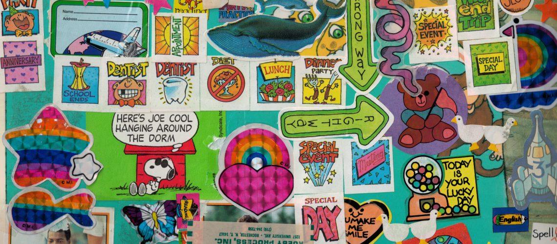 Stickerbook