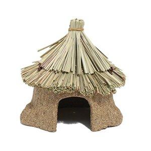 Rosewood Boredom Breaker Cabane Jouet Comestible pour Petits Animaux S