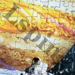 Lsping agricola jeu de société 1000 pièces Hamsters rongeurs graines de tournesol animal cadeau de Noël 50x70cm