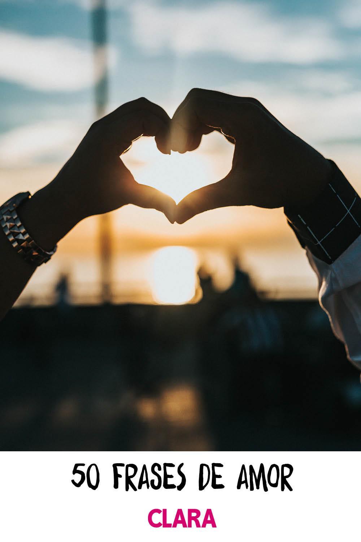 Ver más ideas sobre amor,. 50 Frases De Amor Para Corazones Enamorados