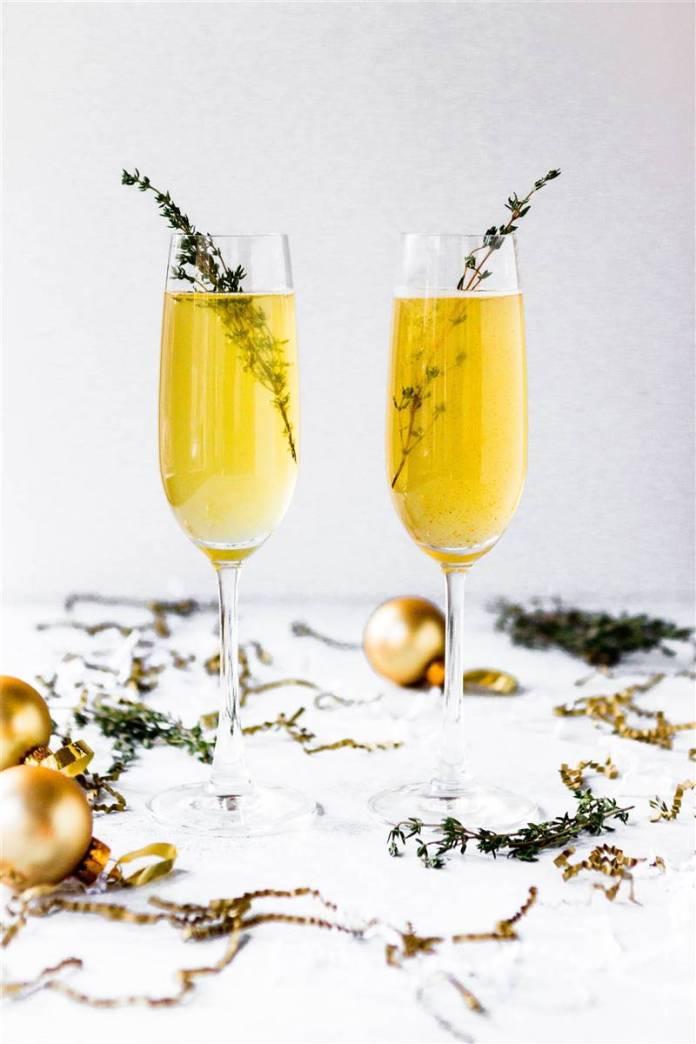 Copas Navidad Cocktail