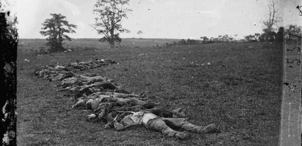 "Special Exhibition - ""The Dead of Antietam"" - Clara Barton ..."